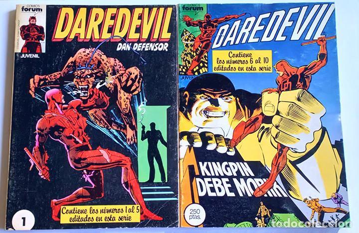 Cómics: Daredevil Vol 1 Completa / Marvel / Forum 1983 - 1986 - Foto 5 - 240071210