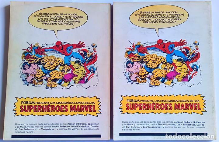 Cómics: Daredevil Vol 1 Completa / Marvel / Forum 1983 - 1986 - Foto 6 - 240071210