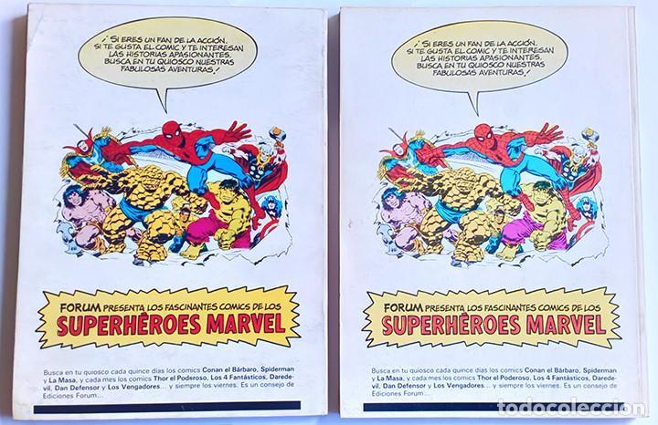 Cómics: Daredevil Vol 1 Completa / Marvel / Forum 1983 - 1986 - Foto 8 - 240071210
