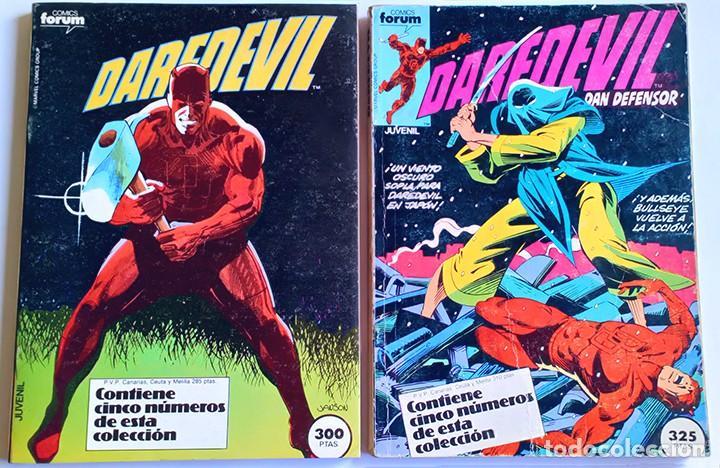 Cómics: Daredevil Vol 1 Completa / Marvel / Forum 1983 - 1986 - Foto 9 - 240071210