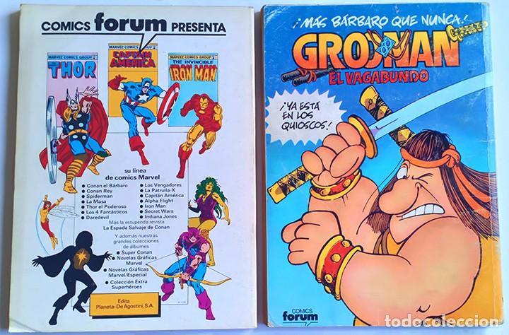 Cómics: Daredevil Vol 1 Completa / Marvel / Forum 1983 - 1986 - Foto 10 - 240071210