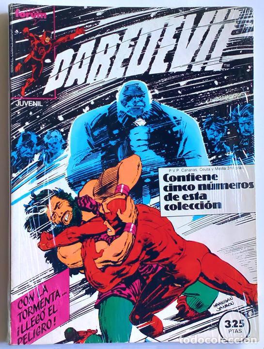 Cómics: Daredevil Vol 1 Completa / Marvel / Forum 1983 - 1986 - Foto 11 - 240071210