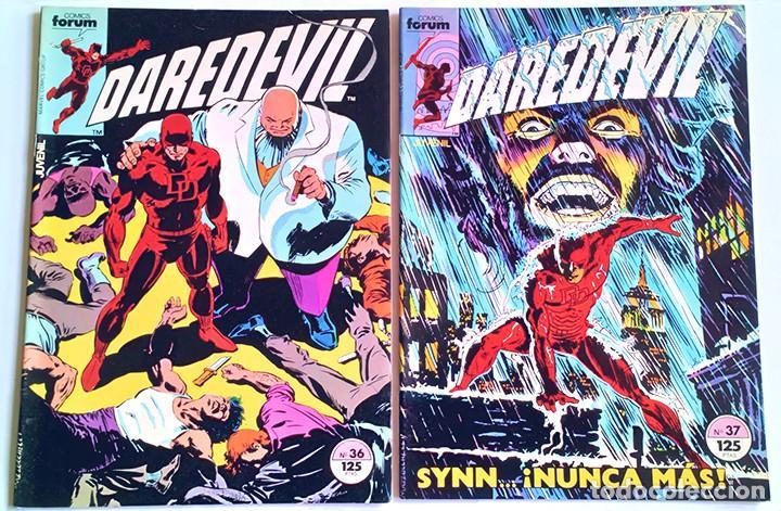 Cómics: Daredevil Vol 1 Completa / Marvel / Forum 1983 - 1986 - Foto 13 - 240071210