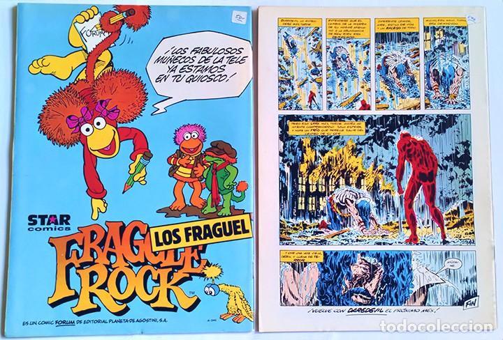 Cómics: Daredevil Vol 1 Completa / Marvel / Forum 1983 - 1986 - Foto 14 - 240071210