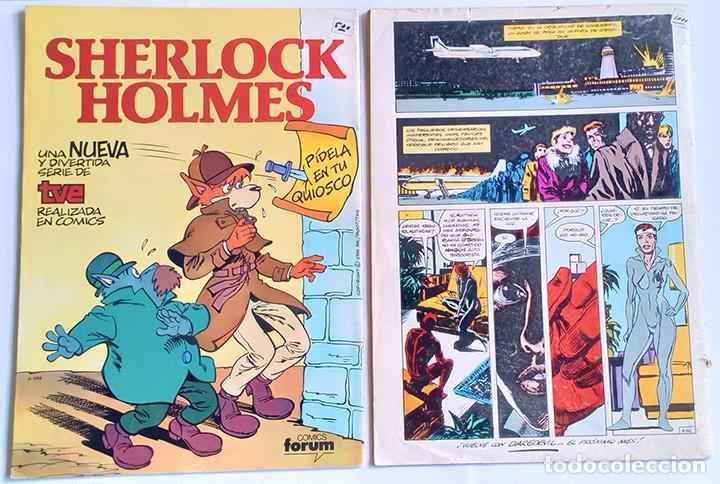 Cómics: Daredevil Vol 1 Completa / Marvel / Forum 1983 - 1986 - Foto 16 - 240071210