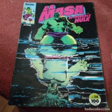 Comics : LA MASA VOL I - 34 - FORUM MANTLO BUSCEMA HULK. Lote 240083210