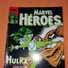 Cómics: MARVEL HEROES. HULKA. JOHN BYRNE. Nº 37. FORUM.. Lote 240159300