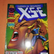 Cómics: FUERZAS DE SEGURIDAD X S E. Nº 2 DE 4. FORUM.. Lote 240165595