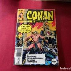 Cómics: RETAPADO- CONAN EL BARBARO - DEL Nº 156 AL 160 -B. Lote 240222450