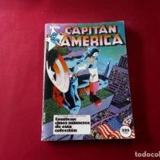 Cómics: RETAPADO- CAPITAN AMERICA - DEL Nº 31 AL 35. Lote 240223325