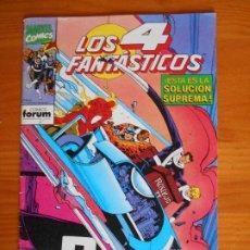 Comics: LOS 4 FANTASTICOS Nº 102 - MARVEL - FORUM (D). Lote 240252835