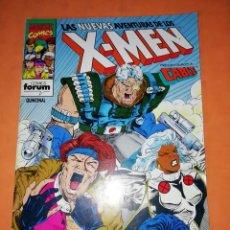 Cómics: LAS NUEVAS AVENTURAS DE LOS X- MEN. Nº 7 . FORUM. GRAPA.. Lote 240261065