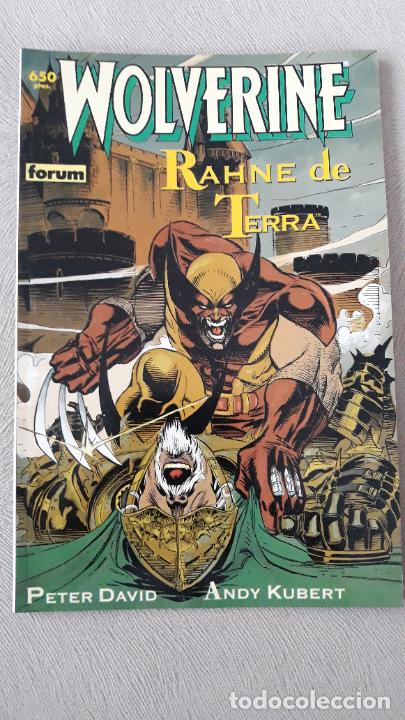 WOLVERINE LOBEZNO RAHNE DE TERRA FORUM (Tebeos y Comics - Forum - Iron Man)