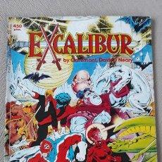 Cómics: EXCALIBUR COLECCIÓN PRESTIGIO FORUM Nº 1 CLAREMONT ALAN DAVIS. Lote 240357230