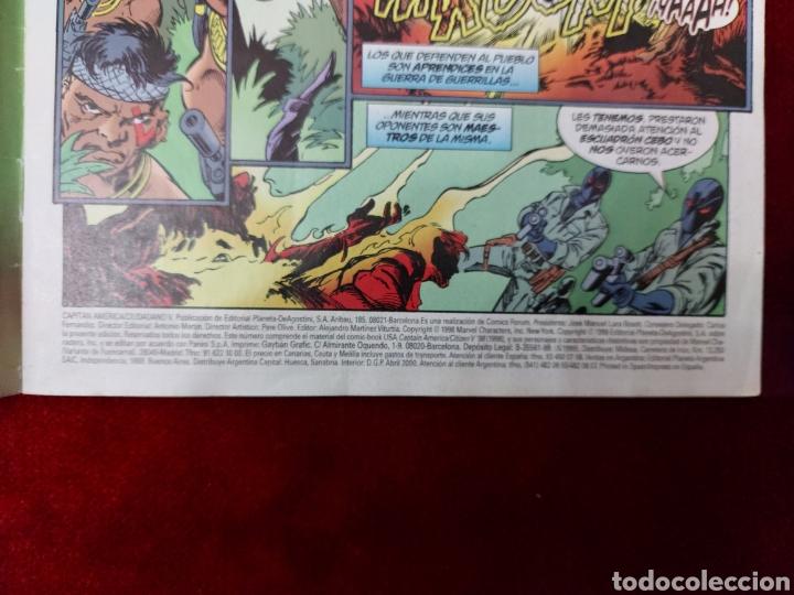 Cómics: CAPITÁN AMÉRICA-MOTORISTA FANTASMA-CIUDADANO V- HEROES REBORN-MIEDO-COMIC FORUM-MARVEL-ESPECIAL 1999 - Foto 11 - 240418685