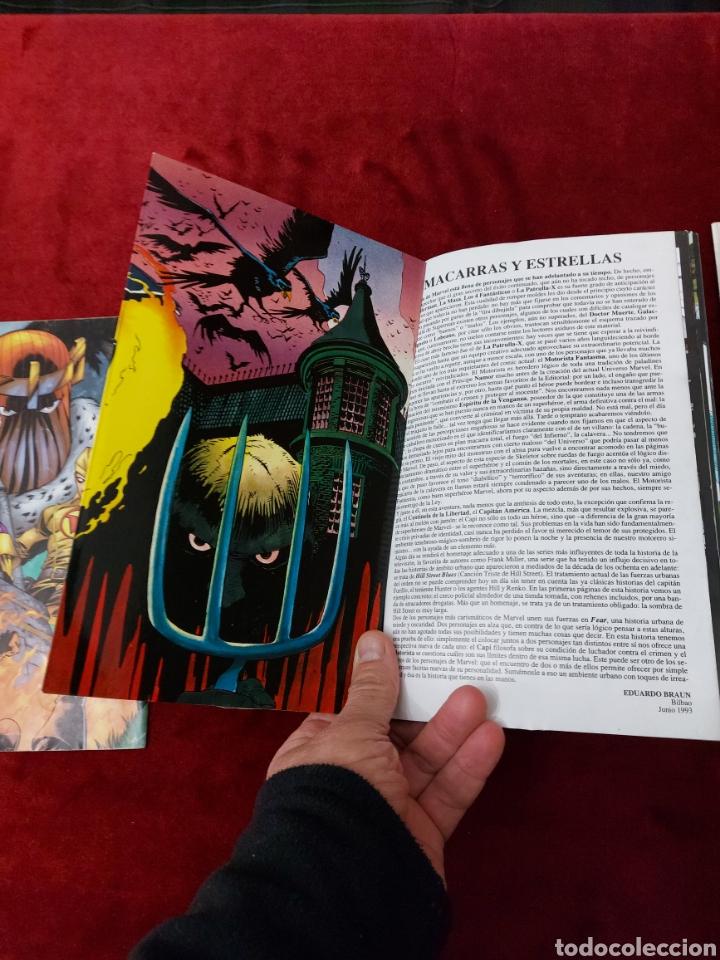 Cómics: CAPITÁN AMÉRICA-MOTORISTA FANTASMA-CIUDADANO V- HEROES REBORN-MIEDO-COMIC FORUM-MARVEL-ESPECIAL 1999 - Foto 13 - 240418685