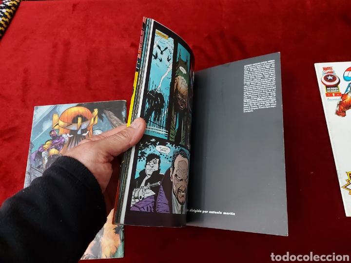 Cómics: CAPITÁN AMÉRICA-MOTORISTA FANTASMA-CIUDADANO V- HEROES REBORN-MIEDO-COMIC FORUM-MARVEL-ESPECIAL 1999 - Foto 15 - 240418685