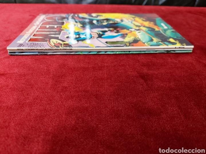 Cómics: CAPITÁN AMÉRICA-MOTORISTA FANTASMA-CIUDADANO V- HEROES REBORN-MIEDO-COMIC FORUM-MARVEL-ESPECIAL 1999 - Foto 25 - 240418685