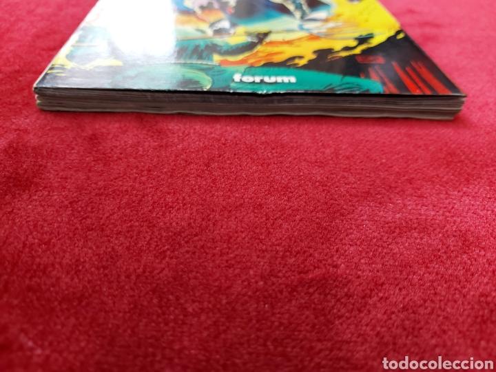 Cómics: CAPITÁN AMÉRICA-MOTORISTA FANTASMA-CIUDADANO V- HEROES REBORN-MIEDO-COMIC FORUM-MARVEL-ESPECIAL 1999 - Foto 26 - 240418685