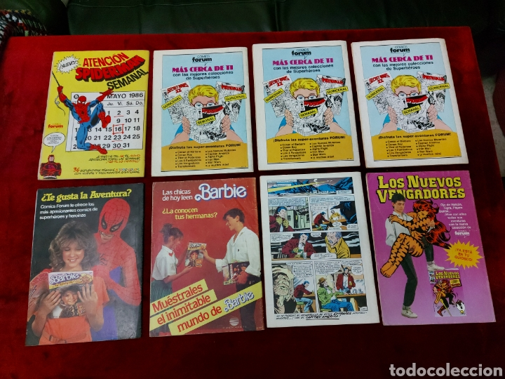 Cómics: CAPITÁN AMÉRICA LOTE DE 8 COMIC, NUMEROS:17,20,21,22,23,24,25 Y 36 ,COMICS FORUM MARVEL/SUPER HEROES - Foto 13 - 240435100