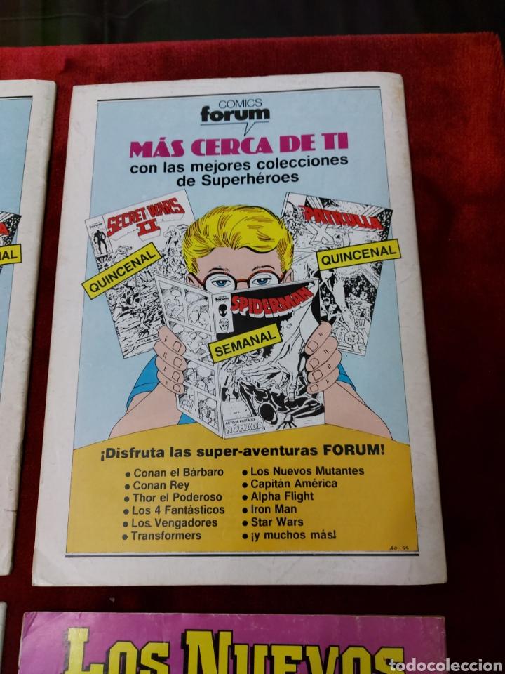 Cómics: CAPITÁN AMÉRICA LOTE DE 8 COMIC, NUMEROS:17,20,21,22,23,24,25 Y 36 ,COMICS FORUM MARVEL/SUPER HEROES - Foto 16 - 240435100