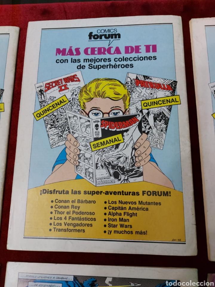 Cómics: CAPITÁN AMÉRICA LOTE DE 8 COMIC, NUMEROS:17,20,21,22,23,24,25 Y 36 ,COMICS FORUM MARVEL/SUPER HEROES - Foto 17 - 240435100