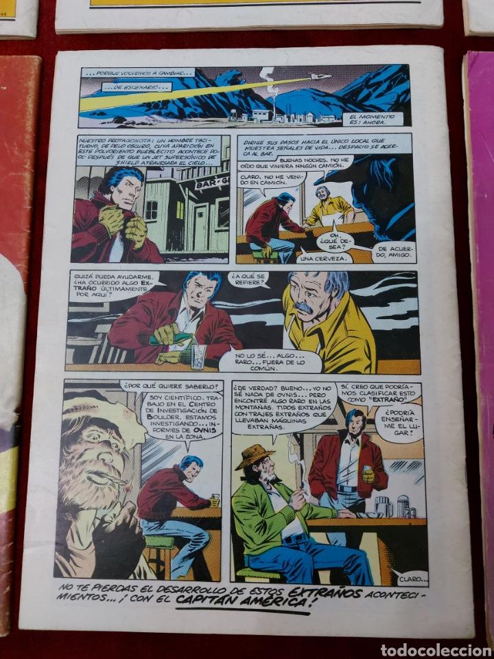 Cómics: CAPITÁN AMÉRICA LOTE DE 8 COMIC, NUMEROS:17,20,21,22,23,24,25 Y 36 ,COMICS FORUM MARVEL/SUPER HEROES - Foto 21 - 240435100