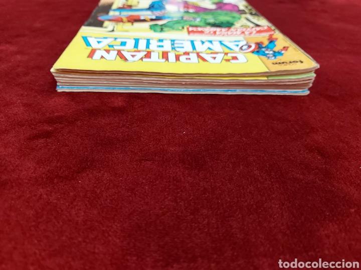 Cómics: CAPITÁN AMÉRICA LOTE DE 8 COMIC, NUMEROS:17,20,21,22,23,24,25 Y 36 ,COMICS FORUM MARVEL/SUPER HEROES - Foto 27 - 240435100