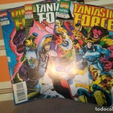 Cómics: FANTASTIC FORCE 3 NUMEROS - COMIC MARVEL. Lote 240513505