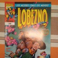 Cómics: LOBEZNO VARIOS - COMIC MARVEL. Lote 240523920