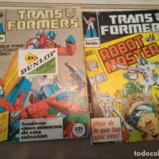 Cómics: TRANSFORMERS - COMIC MARVEL. Lote 240524345