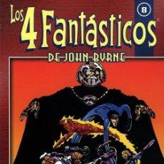 Cómics: COLECCIONABLE LOS 4 FANTÁSTICOS DE JOHN BYRNE NÚMERO 8 (FORUM). Lote 240573450