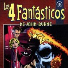 Cómics: COLECCIONABLE LOS 4 FANTÁSTICOS DE JOHN BYRNE NÚMERO 9 (FORUM). Lote 240573520