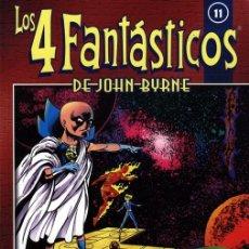 Cómics: COLECCIONABLE LOS 4 FANTÁSTICOS DE JOHN BYRNE NÚMERO 11 (FORUM). Lote 240573650