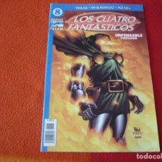 Cómics: LOS 4 FANTASTICOS VOL. 5 Nº 8 ( WAID WIERINGO ) ¡BUEN ESTADO! MARVEL FORUM. Lote 240573760