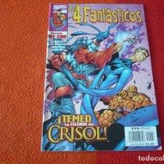 Cómics: LOS 4 FANTASTICOS VOL. 3 Nº 5 ( LOBDELL LARROCA ) ¡BUEN ESTADO! MARVEL FORUM. Lote 240573990