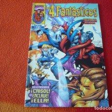 Cómics: LOS 4 FANTASTICOS VOL. 3 Nº 12 ( LOBDELL LARROCA ) ¡BUEN ESTADO! MARVEL FORUM. Lote 240574100