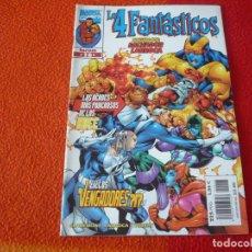 Cómics: LOS 4 FANTASTICOS VOL. 3 Nº 16 ( LOBDELL LARROCA ) ¡BUEN ESTADO! MARVEL FORUM. Lote 240574195
