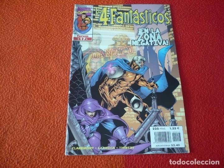 LOS 4 FANTASTICOS VOL. 3 Nº 17 ( LOBDELL LARROCA ) ¡BUEN ESTADO! MARVEL FORUM (Tebeos y Comics - Forum - 4 Fantásticos)