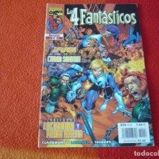 Cómics: LOS 4 FANTASTICOS VOL. 3 Nº 18 ( LOBDELL LARROCA ) ¡BUEN ESTADO! MARVEL FORUM. Lote 240574270