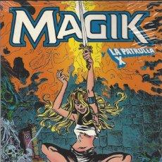 Cómics: MAGIK Y LA PATRULLA X - TOMO PRECINTADO A ESTRENAR. Lote 240596985