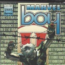 Cómics: MARVEL BOY - TOMO UNICO - NUEVO A ESTRENAR !!. Lote 240620040