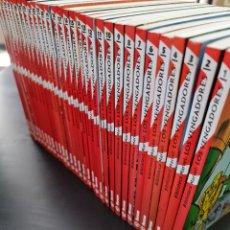 Cómics: SUELTOS PREGUNTAR MUY BUEN ESTADO LOS VENGADORES BIBLIOTECA MARVEL COMICS FORUM COLECCION COMPLETA. Lote 240626840