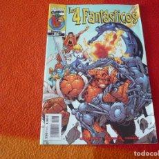 Cómics: LOS 4 FANTASTICOS VOL. 3 Nº 28 ( CLAREMONT LARROCA ) ¡BUEN ESTADO! MARVEL FORUM. Lote 240642365