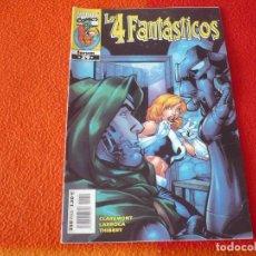 Cómics: LOS 4 FANTASTICOS VOL. 3 Nº 29 ( CLAREMONT LARROCA ) ¡BUEN ESTADO! MARVEL FORUM. Lote 240642420