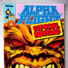 Cómics: ALPHA FLIGHT - LA MASA Nº 9 (ESPECIAL NAVIDAD) - FORUM 1985 ''BUEN ESTADO''. Lote 240681230
