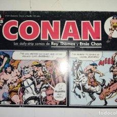 Comics: CONAN Nº 6 LAS DAILY-STRIP COMICS DE ROY THOMAS Y ERNIE CHAN - FORUM. Lote 240723620