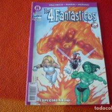 Cómics: LOS 4 FANTASTICOS VOL. IV Nº 8 ESPECIAL ( PACHECO MARIN ) ¡BUEN ESTADO! MARVEL FORUM. Lote 240764795