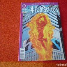 Cómics: LOS 4 FANTASTICOS VOL. IV Nº 16 ( PACHECO MARIN ) ¡BUEN ESTADO! MARVEL FORUM. Lote 240764955
