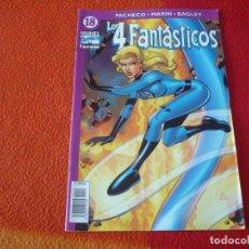 Cómics: LOS 4 FANTASTICOS VOL. IV Nº 18 ( PACHECO MARIN ) ¡BUEN ESTADO! MARVEL FORUM. Lote 240764985